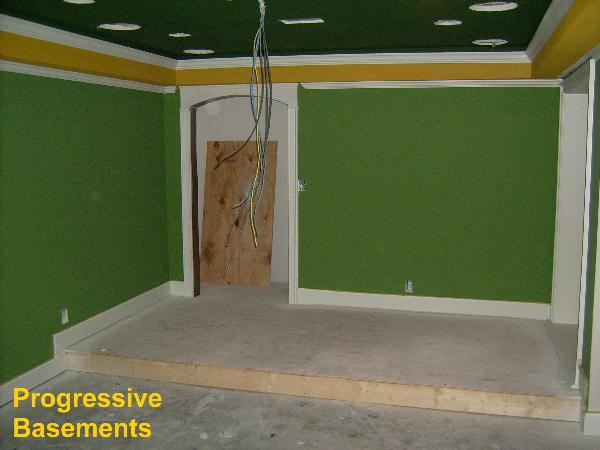 Atlanta Basement Design Space Planning And Layout