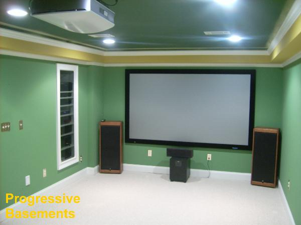 Basement Remodeling Atlanta | Basement Finishing Atlanta